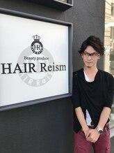 ヘア リズム(HAIR Reism)友谷 良夫