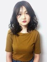 ヘアーブランド ユキ(hair brand YUKI)ツヤツヤカラー