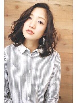エレメンツ (element's)☆黒髪×ロブ×エアリー☆