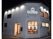 RAMA hair【ラマヘアー】