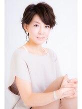 ギンザ ル グラン(JEAN CLAUDE BIGUINE GINZA Le Grand)ハンサムショート 40代