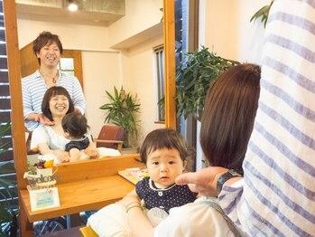 ミニスコ(Minisco)の写真/お子様連れ大歓迎☆ママだってずっとキレイでいたいから♪Minisco*なら安心してキレイになれちゃいます★