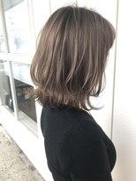 ヘアーサロン リアン 熊谷2号店(hair salon Rien)☆大人気☆ベイクドカラー×ボブレイヤー