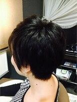 ヘアー ドレッシング グロース(HAIR DRESSING Growth)ベリーショート 宇都宮