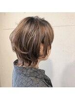 アルマヘアー(Alma hair by murasaki)ナチュラルウルフレイヤー