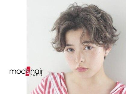 モッズ ヘア 京都店(mod's hair)の写真