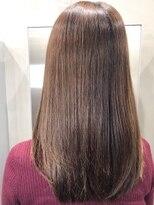 エイチスタンド 渋谷(H.STAND)髪質改善酸熱トリートメントサラ艶ストレート[髪質改善/渋谷]