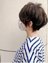 ラトリエコンタン(L´atelier Content)【LatelierContent yumi】girl☆ショート