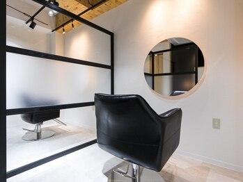 ケー 北千住(K.)の写真/【4月23日NEW OPEN☆北千住】周りを気にせず落ち着ける個室空間で贅沢なサロンタイムを