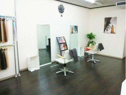 ヘアエクステンション グレース 姫路店 hair extension grace 画像