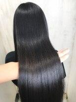 アンフィフォープルコ(AnFye for prco)【AnFye for prco】毛先までで潤いのある艶髪ストレートヘア