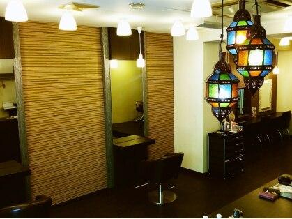ヘアサロン ストロベリークロック(Hair salon STRAWBERRY CLOCK)の写真