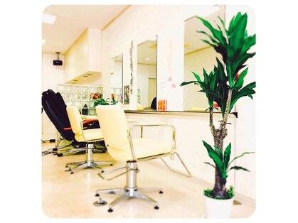 ヘアソムリエゼアラ 精華町店(hair sommelier Zara)の写真
