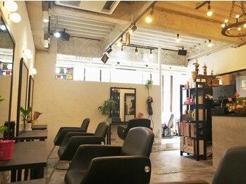 デジャヴュヘアデザイン(dejavu HairDesign)の写真/【武蔵小杉駅徒歩1分】落ち着いた雰囲気の店内で癒しのひと時を―。大人女性必見のプライベートサロン☆