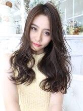 エンリエド(ENLIED)ENLIED☆大人かわいい黒髪ヴェールウェーブ