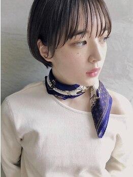 ベル ギンザ (Belle Ginza)の写真/Belleの『小顔カット』は独自の骨格補正理論を使い、どんな顔型でも似合うトレンドスタイルを叶える☆