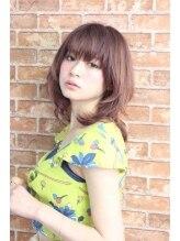 キュア ビビット店(cure)【妙中佑輔】大人可愛いひし形フォルム