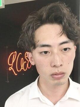 アブアイロス(LOSS)【stylist/shogo】パートアップコンマ
