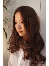 ニューコンセプトヘアーディープ 海浜幕張店(new concept hair deep)ナチュラルロング
