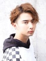 コンフィデンス メンズヘアー(confidence MEN'S HAIR)ツイスパアップバング