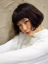アンティガシス(Antiga VI)オシャレ黒髪ボブ