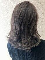 リコ ヘアアンドリラクゼーション(LICO HAIR&RELAXATION)【LICO】透け感カラーは細めのハイライトが決めて