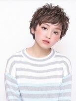 ブルームヘアガレージ(BLOOM hair garage)【Kanoa】ふわクシュっと☆フェミニンパーマ