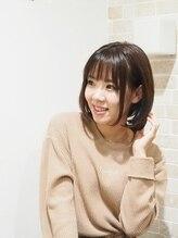 """ヘアーメイク プティ(hair make Petite)王道×ナチュラルボブ """"武蔵小山・プティ"""""""