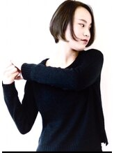 ヘアサロン ドア(hair salon door) Short bob