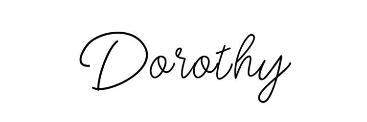 ドロシー(dorothy)のサロンヘッダー