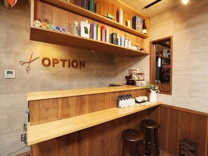 オプション(OPTION)の写真