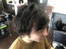 ラッドヘアー(Lad hair)