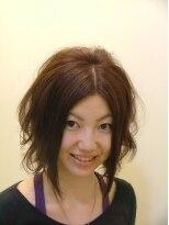 ファルコヘア 立川店(FALCO hair)ふわふわボブ