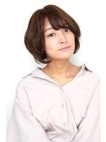 ヘアーメイク リアン 新田辺店(Hair Make REAN)◆REAN 京田辺/新田辺◆丸みボブショート
