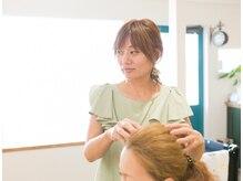 オハナ ヘア(ohana hair)
