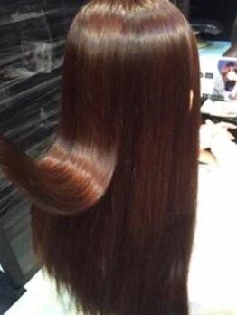 ニアロ(niaro)の写真/【アシッドシェイパー】取扱い!くせ毛でお悩みの方、しっかりカウンセリングします☆まずはご来店下さい♪