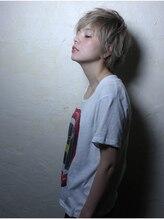 ヘアデザイン アネーロ(hair design anello)【anello】 ジェンダーレス ショート