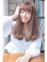 ロンド フィーユ(Lond fille)【Lond fille】ワンカールでボリュームヘア☆