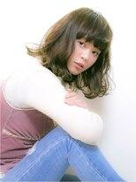 エトネ ヘアーサロン 仙台駅前(eTONe hair salon)【eTONe】ドラマティック前下がりボブ