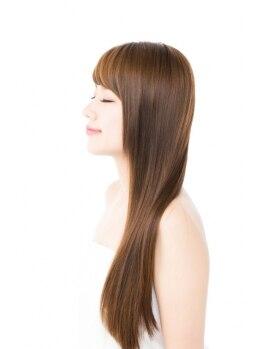ヘアーメイクチャム(hair&make CHUM)の写真/湿気による髪の広がり・パサつき・うねりを解消してくれる『hair&make CHUM 』の縮毛矯正ストレート★