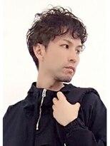 エソラ(esola)★ソフト2ブロックの無造作パーマ【esola】