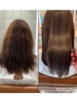ジーナハーバー(JEANA HARBOR)【JEANAHARBOR後藤】髪質改善で後ろからもモテよう!