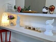 美容室 カスミソウ(kasumisou)の雰囲気(国立市中に本店のrengesouもございます!)