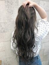 ヘアープロデュース エムズ(HAIR PRODUCE M's)ローライトデザインカラー