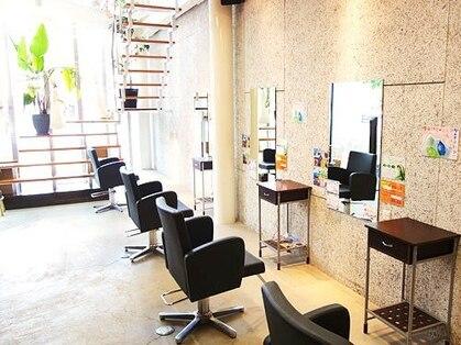ルールオブビューティヘアー 千本丸太町店(rule of beauty hair)の写真