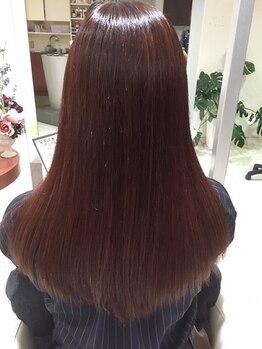 アイノア ソワン(AInoa Soins)の写真/矯正で傷んだ髪は適切なケアをしなければ修復しません。もう無理...なんて諦めている方!お任せください♪