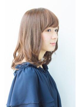 アリシアヘアー(ARISHIA hair)髪質改善 ベージュ系カラー 抜け感ヘア 【アリシアヘアー 那珂】