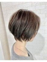 アルマヘア(Alma hair)ショートヘア☆ハイライト【Alma hair】