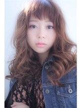 アンドシーヘアデザイン(and C hair design)and C ☆ ゆるリッジふわパーマ