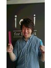 イオリ フォー ヘアー アクト(iori for hair act)石部  謙冶